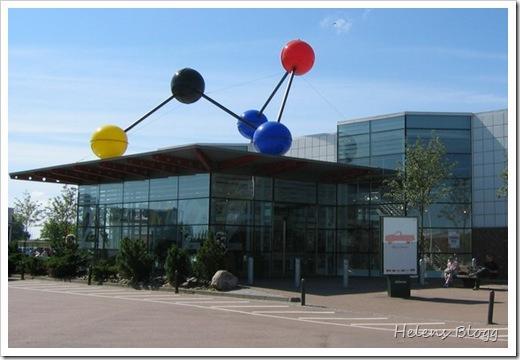 Väla köpcentrum, Helsingborg