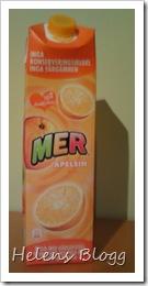 Apelsin Mer 1l