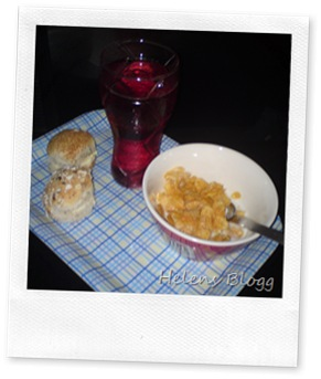 Dagens frukost