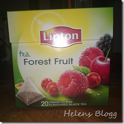 Lipton Forest Fruit te