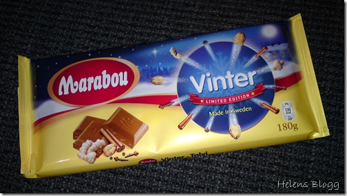 Marabou Vinter, Limited Edition