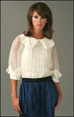 juicy blouse revolve