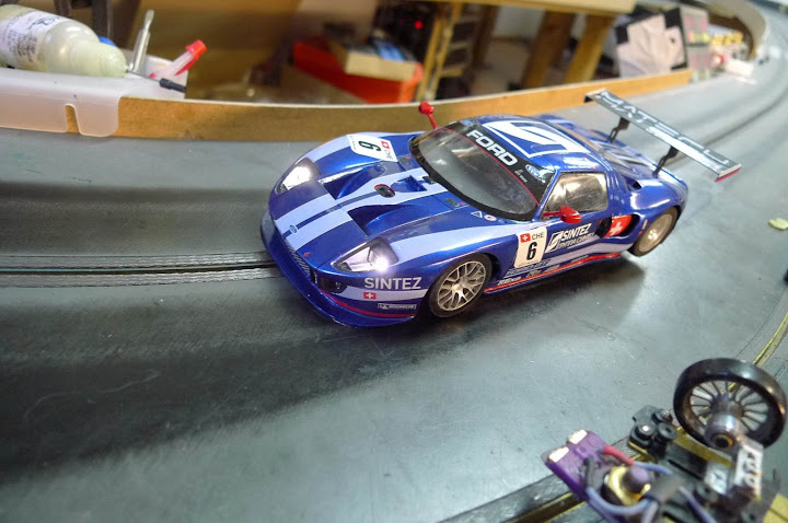 Ford GT1  2010  KIT P1030849