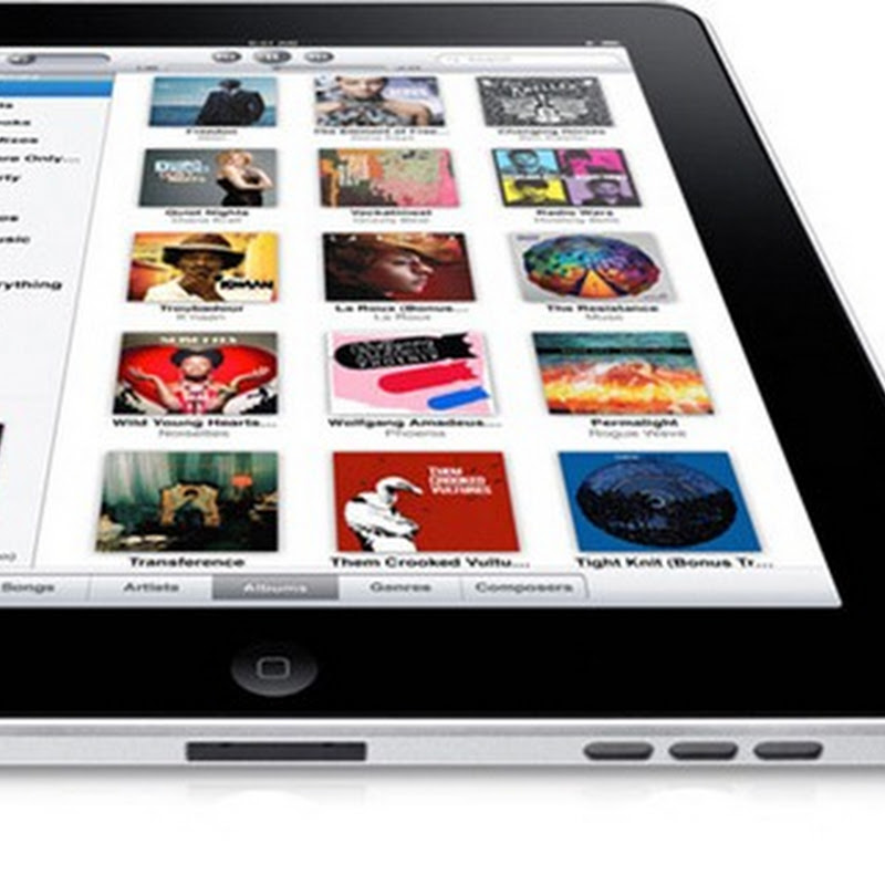 iPad: The ebook and netbook slayer