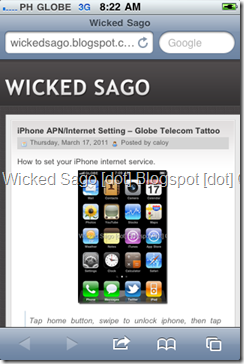 Wicked Sago [dot] Blogspot [dot] Com
