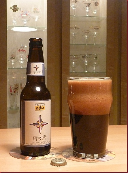 Bell's expedition stout g&b