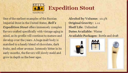 Bell's expedition stout web