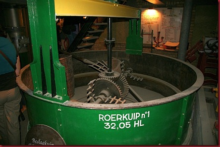 De_Halve_Maan_museum_machinery
