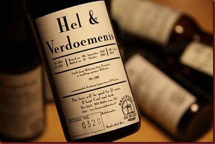 Hel & Verdoemenis label 1