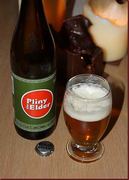 Russian River Pliny Elder b&g