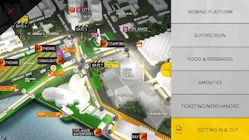 Screenshot of Singapore GP