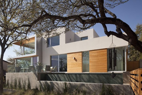 Sustainability House Design in Austin