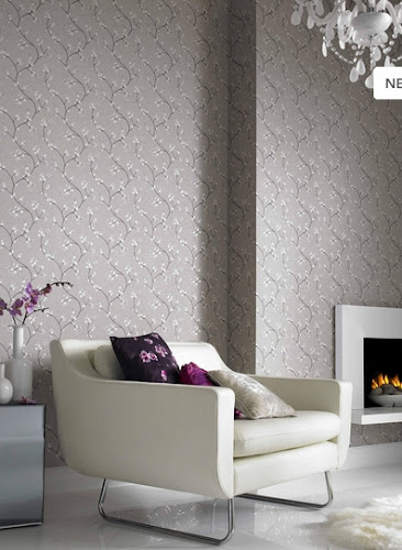 Retro Modern Wallpaper Delight