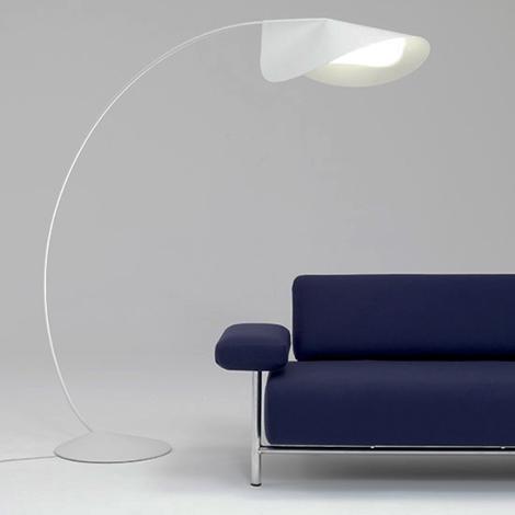 Cool Floor Lamp Design by De Padova