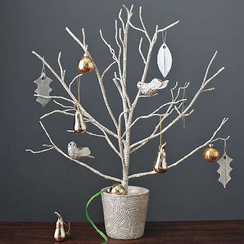 West Elm Holiday Decorating 2010