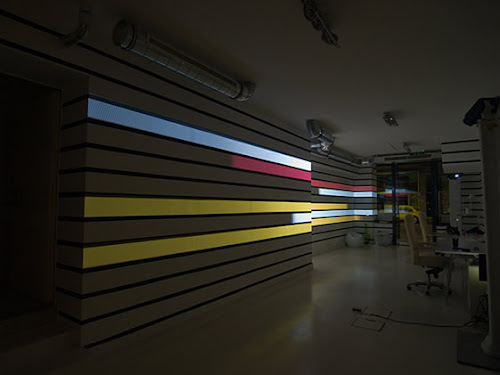 Awesome Interactive Wall