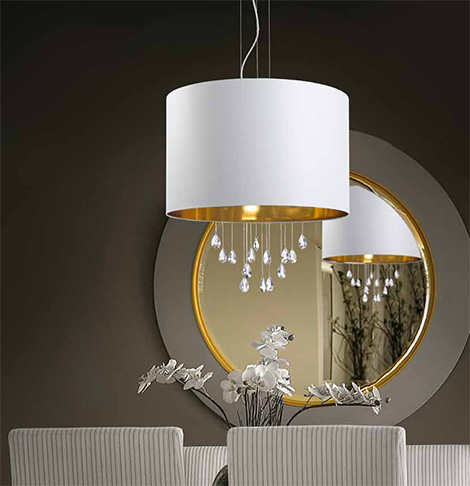 Fashionable Lamps by Micron - Grace lamp