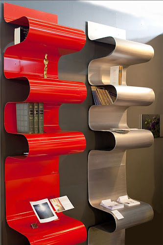 Designers Off-Wall Organizers for Modern Interiors by Vidame Creation