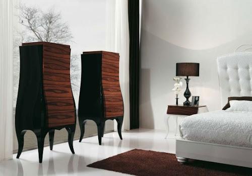 Elegant Bedroom Design by Mobil Fresno