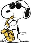 Snoopy jazz 02