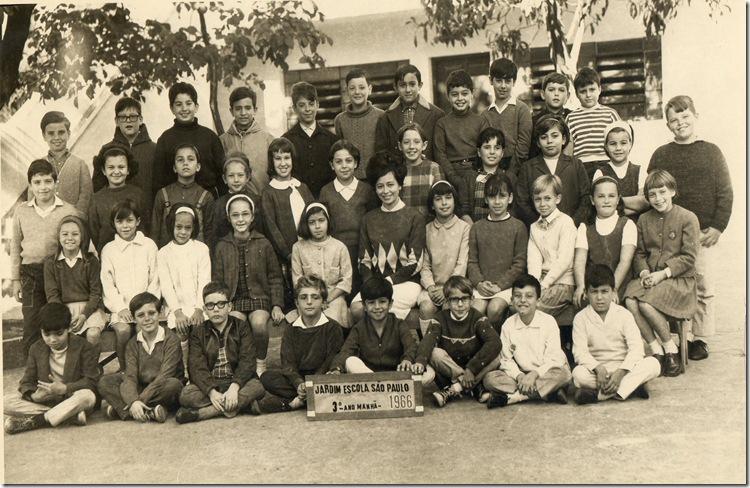 JESP - Cláudia Anaf - 1966 Foto Nipon