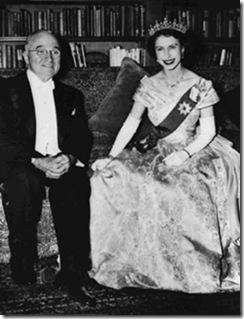 11 Rainha com Truman