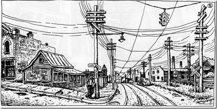 Robert Crumb - Breve história da América 09