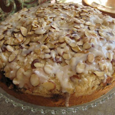 Cherry Almond Muffins or Coffee Cake