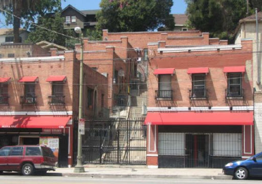 Echo Park Hillside Housing Nominated As Historic Landmark