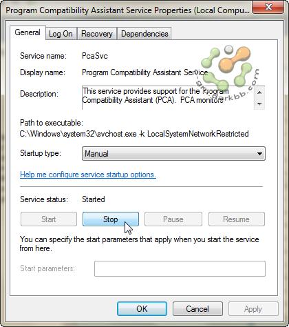 Program Compatibility Assistant ปิดซะอย่าให้มากวนใจ Pcad04