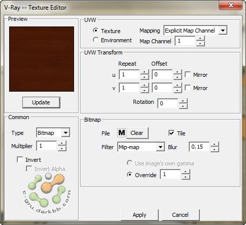 SketchUp - V-Ray for SketchUp 1.48.66 Vrayre06