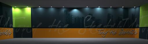 ชุดไฟล์ IES สำหรับใช้กับ IES Light ใน V-Ray for SketchUp 1.48.66 Tonylight2