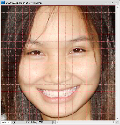 เทคนิคการทำภาพแบบ Interweaving Photo Strips [Photo Effect] JStrips04