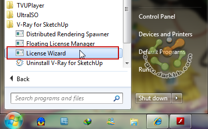 V-Ray for SketchUp 1.48.66 Vrayvl02
