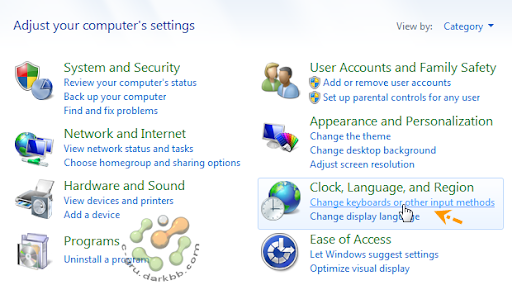 ปรับแต่งคีย์สลับภาษาหลังติดตั้ง Windows Ckb01