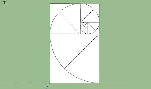 มหัศจรรย์รูปสี่เหลี่ยมกับ SketchUp Sq-26