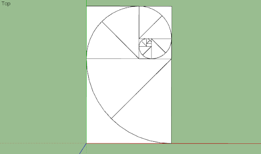 SketchUp - มหัศจรรย์รูปสี่เหลี่ยมกับ SketchUp Sq-26