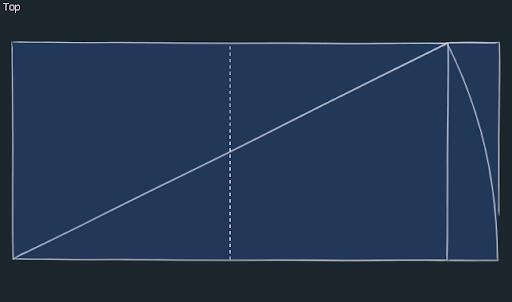 มหัศจรรย์รูปสี่เหลี่ยมกับ SketchUp Sq-40