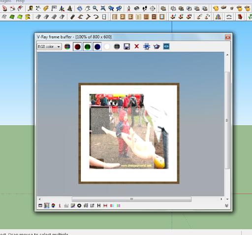 รบกวนหน่อยครับ render แล้วภาพไม่ขึ้น Tt54