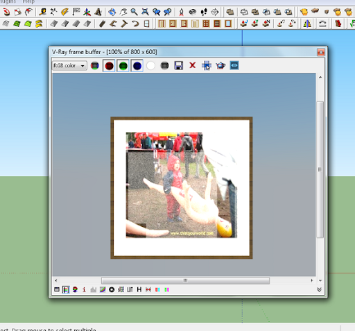 Render - รบกวนหน่อยครับ render แล้วภาพไม่ขึ้น Tt54