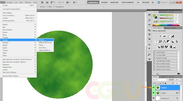 เทคนิคการวาดรูปแอบเปิ้ลสวยๆ Apple06