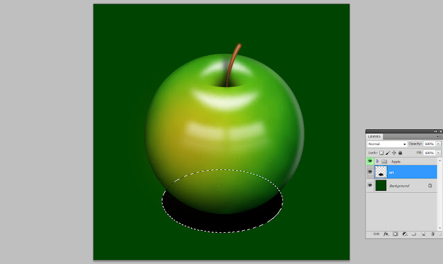 เทคนิคการวาดรูปแอบเปิ้ลสวยๆ Apple56