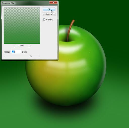 เทคนิคการวาดรูปแอบเปิ้ลสวยๆ Apple59
