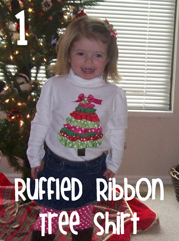 1 Ribbon Tree Shirt