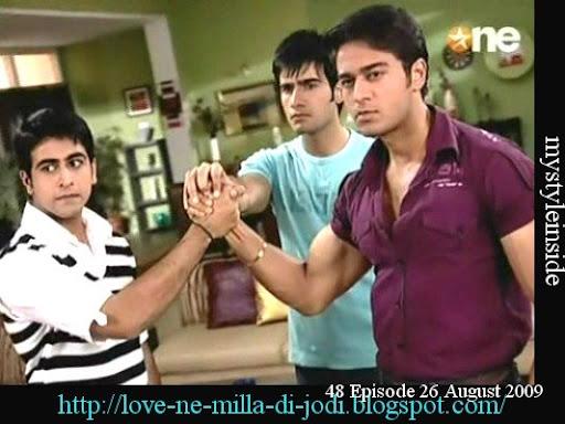 three brothers love ne milla di jodi wallpapers