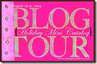 Stampin' Addicts Holiday Mini Catalog Tour