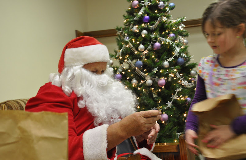 Does Santa Believe in Jesus? I Called To Find Out.
