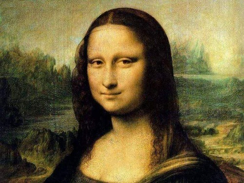La Gioconda era il giovane amante di Leonardo da Vinci