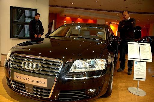 audi a8 w12 wallpaper. Audi A8 W12
