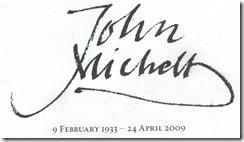 John Michell1557